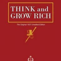 Boek cover van Think and Grow Rich unedited editie