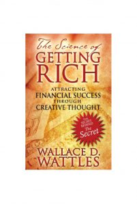 Book The Science of Getting Rich Wallace D Wattles